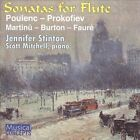 Sonatas for Flute (CD, Mar-2010, Musical Concepts)