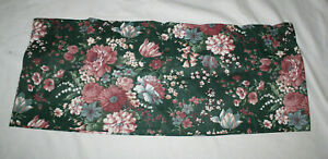 Croscill-Granada-Green-Floral-Window-Treatment-Valance