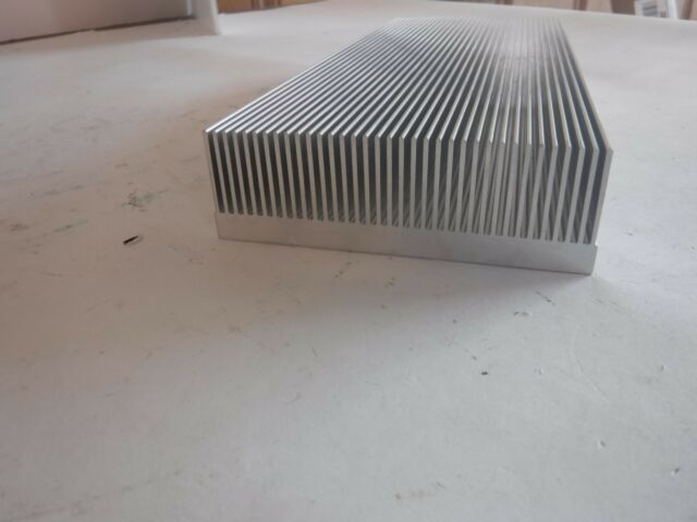 HEAT SINK MB63 250MM 890SP-02500-A-100 By H S MARSTON