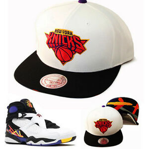 buy online f644f 8334b Image is loading Mitchell-amp-Ness-NBA-New-York-Knicks-Snapback-