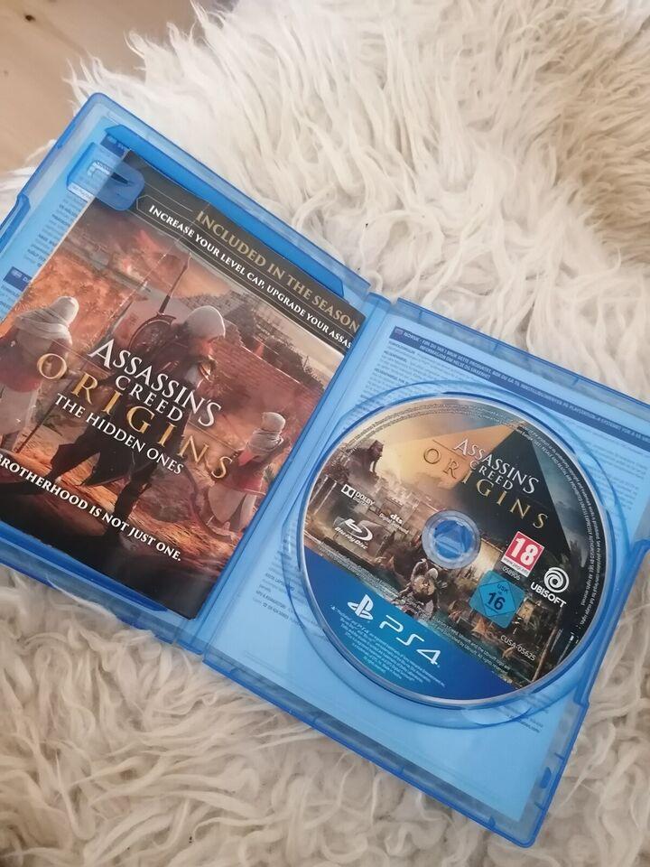 Battlefield og Assassin's Creed PS4, PS4, strategi