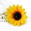 2PC-Women-Sunflower-Flower-Hair-Clip-Accessories-Barrette-Hawaiian-Wedding-Party thumbnail 4
