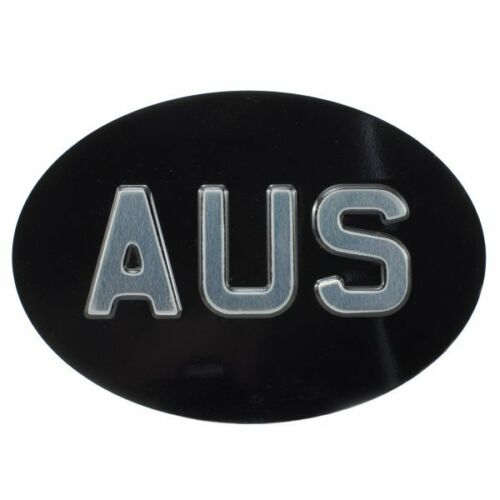 AUS (Australia) Country ID Plate for Classic Car