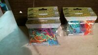 Wild Bands 20010 Zoo Shaped Rubber Bands, 5 Packs Per Order Free Shipping