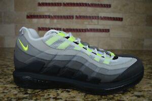 Nike Court Air Zoom Vapor X Air Max 95 Neon Greedy RF AO8759 078 ...