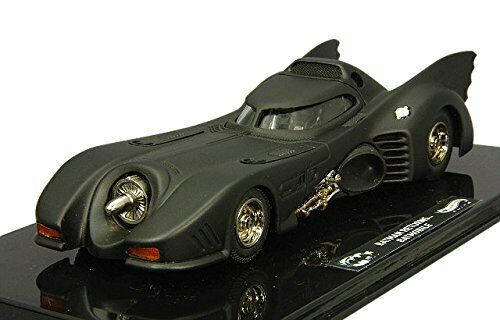 Batuomo Returns Batmobile 1992 Tim Burton calienteruedas Elite edizione 1 43  BLY29