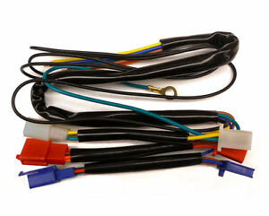 gl1800 wiring harness gl1800 trailer wiring harness for non-abs brakes (090-143t ...