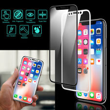 Full Coverage Tempered Glass Screen Protector For Apple iPhone X /10 Cover Film