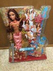 Mattel Barbie My Scene Rockin´ Awards Chelsea MPN M3976 Doll Complete VHTF