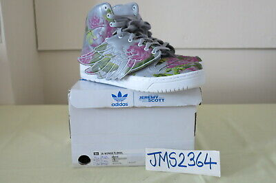ADIDAS ORIGINALS JEREMY SCOTT WINGS Floral MGSOGR ruban rose 10US 9.5UK NEUF | eBay