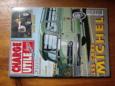 $$v Revue Charge Utile magazine N°179 Cars Michel  David Brown  Dart  Auxerre