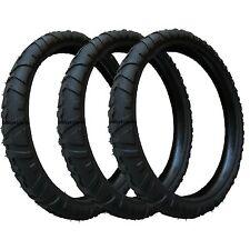 3 pneus 312x52-250 poussette high trek bébé - pneus high trek confort neufs