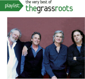 The-Grass-Roots-Playlist-The-Very-Best-of-The-Grass-Roots-CD-NEW
