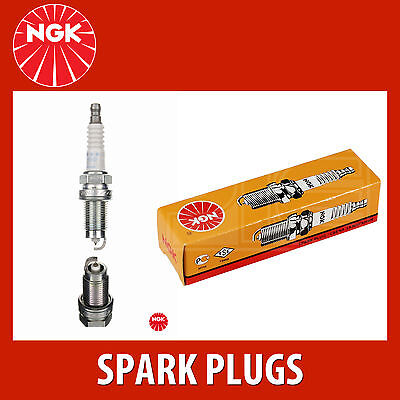 4 X NGK Laser Platinum Resistor Performance Power Spark Plugs PZFR5D11 # 7968