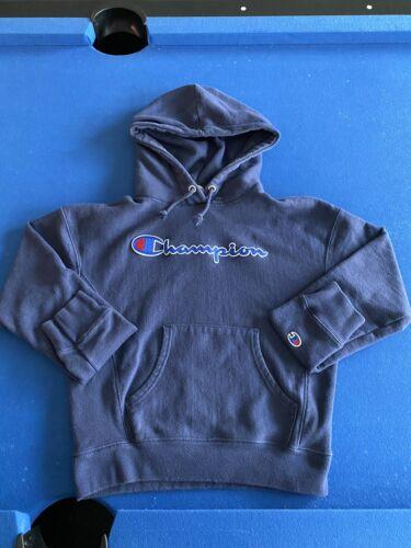 Vintage champion reverse weave hoodie sz xs - image 1