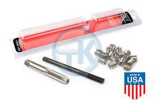 Perma Coil 1208 106 Insert Thread Repair Kit 38 16 Unc Helicoil 5521 6