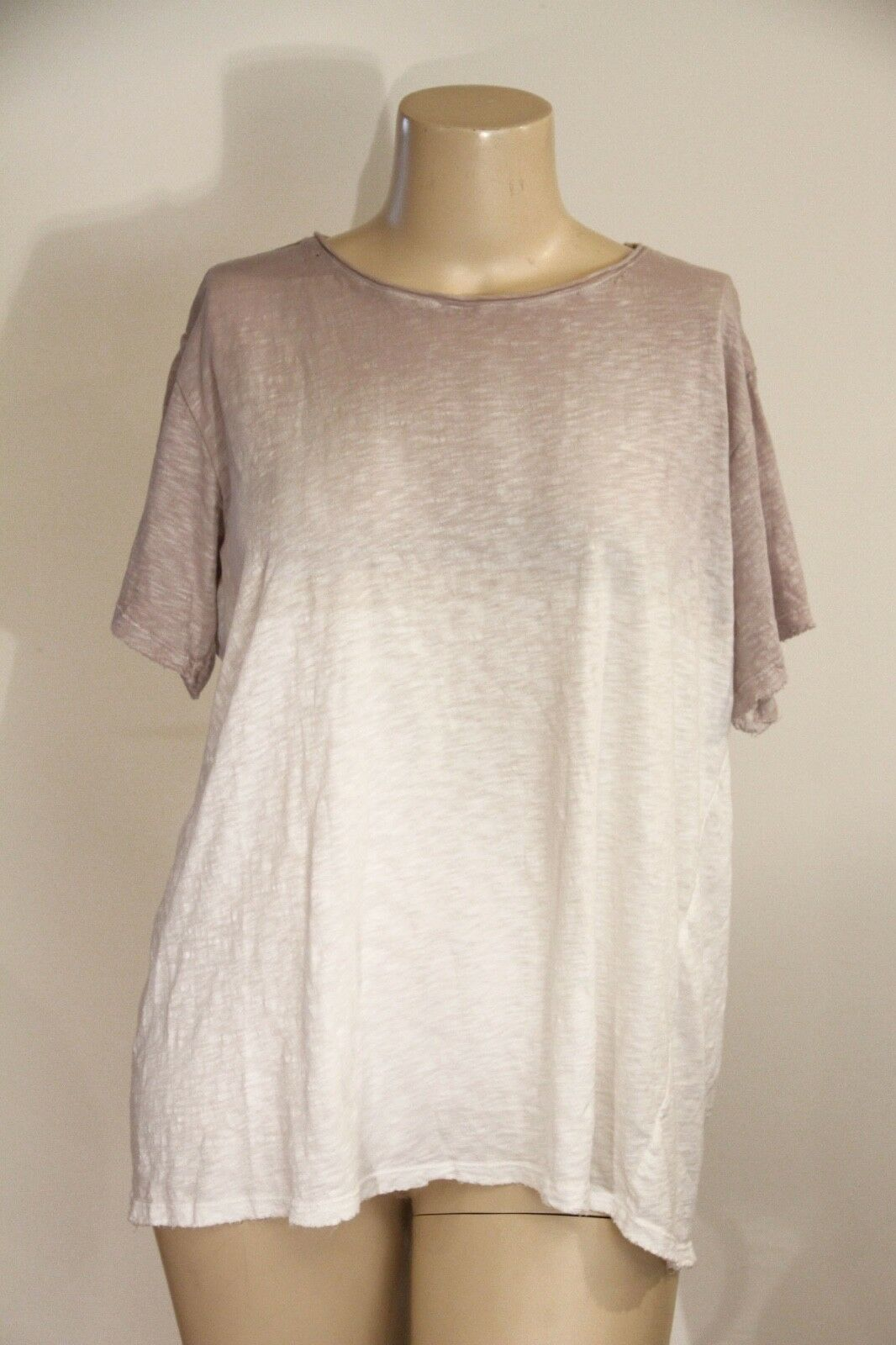 NEW - MAGNOLIA PEARL - WATERFarbe TSHIRT - OMBRE - LILAC WATER AND TRUE - O S