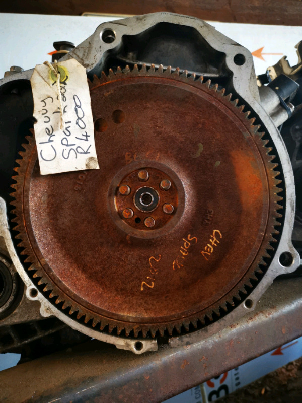 chevy spark 2012 gearbox R4000