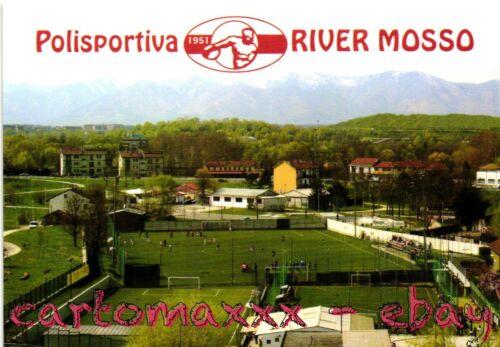 SC172 Torino Città Non Viaggiata River Mosso Stadio Campo Sportivo