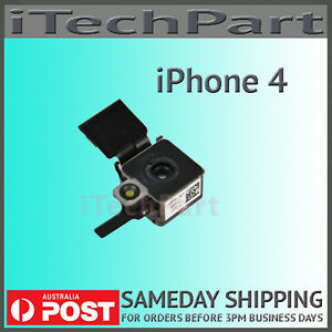 Back-rear-camera-with-flash-replacement-part-For-iPhone-4