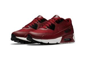 Details about NIKE AIR MAX 90 ULTRA 2.0 SE 876005 601 TEAM REDBLACKSAIL WHITE RESISTANT