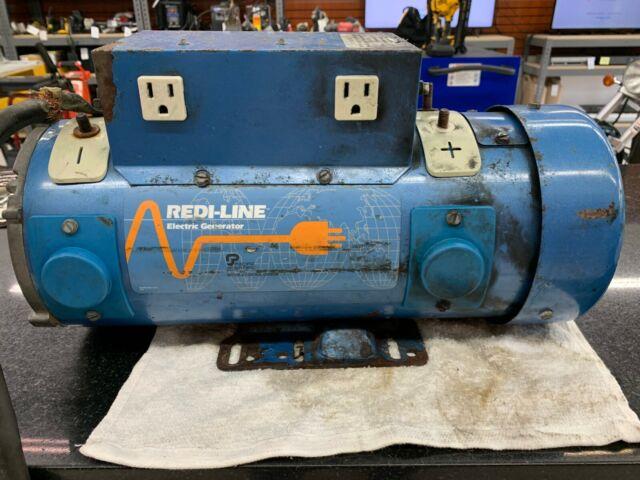 Pacific Scientific Redi Line Electric Generator Da 12a 500 Watts For Sale Online Ebay