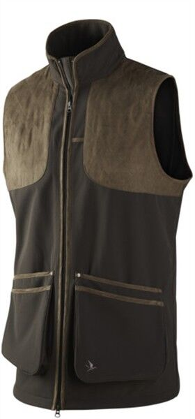 Seeland Winster Softshell Waistcoat Gilet Country Hunting Shooting + FREE BEANIE
