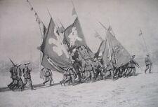 CHINE PEÏ-T'ANG TRAIN DAX DERAILLEMENT TRAIN CHEMIN DE FER  L'ILLUSTRATION 1900