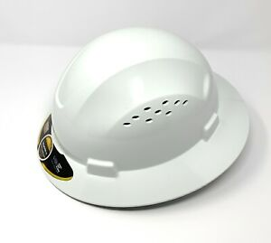 HDPE-Natural-Full-Brim-Hard-Hat-with-Fas-trac-Suspension
