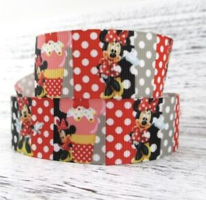 "Sale!....5 Yards....7//8/"" New I LOVE DAISY SCOUTS Grosgrain Ribbon....Lisa"