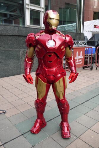 Cosplay Mk43 Hulkbuster all included Build your own Iron Man costume  Mk1