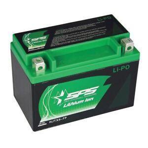 lithium ionen lipo09c motorrad ersatz dry lade batterie. Black Bedroom Furniture Sets. Home Design Ideas
