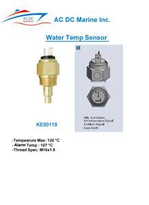 Mercruiser New OEM Water Temperature Sender Sensor Temp Sending Unit 48952