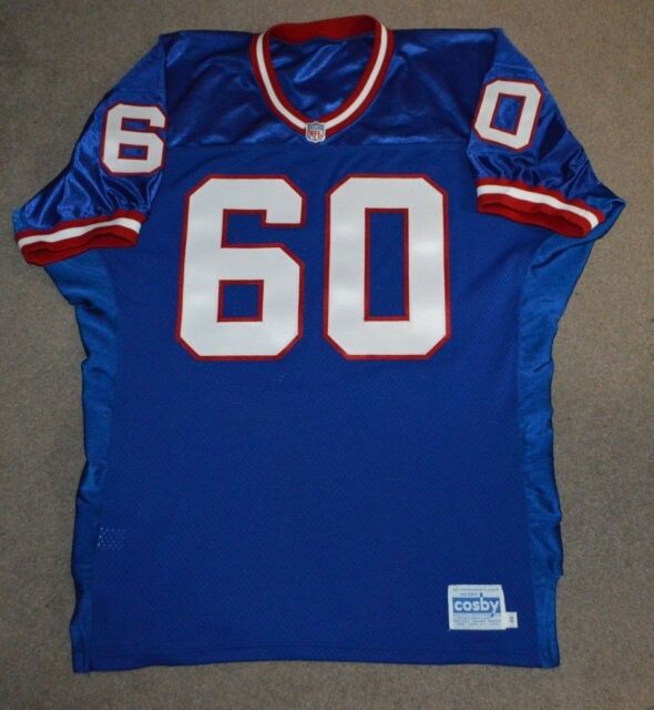 95e8f4996 Vtg New York Giants Game Cut Authentic NFL Jersey Sz 46 Gerry Cosby NOBR  Sewn