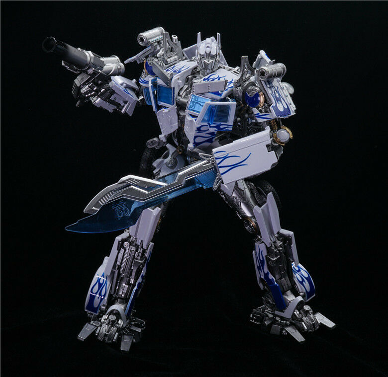 barato en línea Transformers LT02-W Optimus Prime blancoo blancoo blancoo versión legendaryJuguetes  estilo clásico