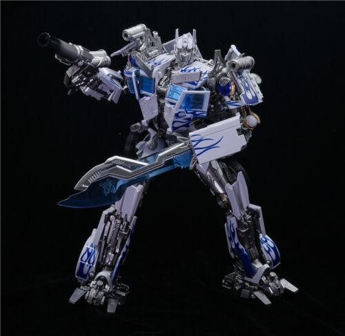 Transformation LegendaryToys LT02-W Optimal Prime WHITE VERSION