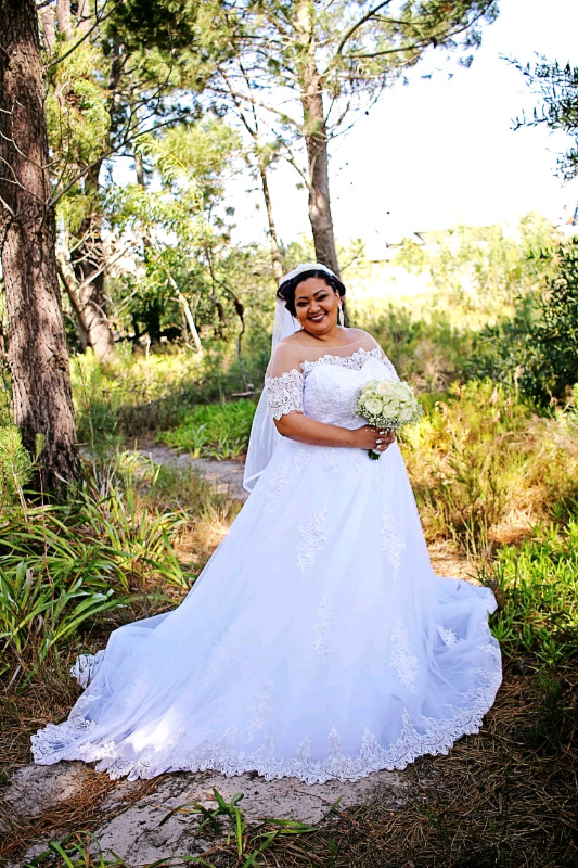 Beautiful Plus Size Ballgown Wedding Dress Port Elizabeth Gumtree Classifieds South Africa 805943161