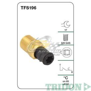 TRIDON-FAN-SWITCH-FOR-Daihatsu-Pyzar-02-97-09-97-1-5L-HEEG-SOHC-16V-Petrol