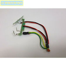 W10265 Scalextric Spare Front & Rear LED's for Jaguar D Type