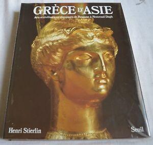 GRECE-D-ASIE-DE-HENRI-STIERLIN-ED-SEUIL-1986-TBE