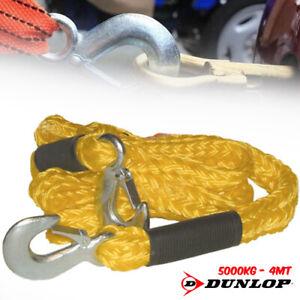 5000 kg Dunlop Vehicle 871125241823 Corda di Traino