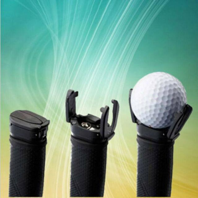 Golf Ball Pick Up Suction Cup Picker For Putter Grip Caddy Sucker Retriever