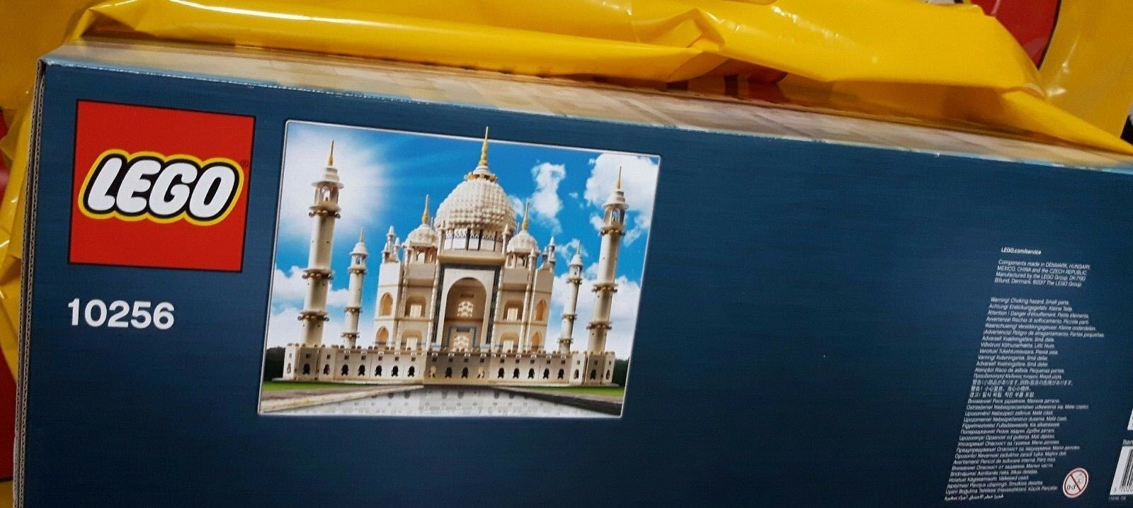 LEGO® Creator 10256 Taj Mahal Neu & OVP  New & sealed (Neuauflage von 10189)