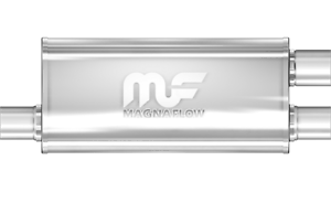 MAGNAFLOW 14266 OFFSET DUAL MUFFLER FOR 1984-2002 CHEVROLET PONTIAC 5.0L 5.7L V8