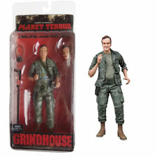 NECA Grindhouse Planet Terror Action Figure Quentin Tarantino as an Army  Soldier