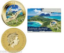 "Australia - ""BIRDS ~ SOOTY TERN ~ LORD HOWE ISLAND GROUP"" UNC Coin 2012 !"