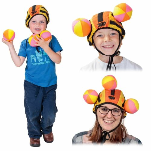 Butt Head jeu avec 2 chapeaux et 3 boules activité Fête Collant Intérieur//Extérieur Fun