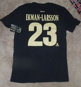 new arrival ac53b 3b49f Details about NEW NHL Oliver Ekman-Larsson Arizona Coyotes Jersey Player T  Shirt Youth Boys L