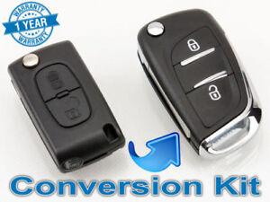 KIT-CONVERSIONE-GUSCIO-CHIAVE-CITROEN-C2-C3-C4-C5-C6-Berlingo-Jumpy-Jumper-HU83