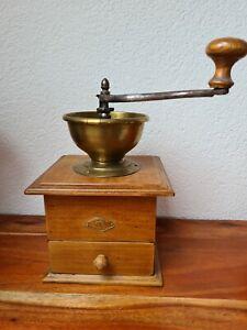 Antike Peugeot & Cie 1905 Kaffeemühle Coffeegrinder Taille 4